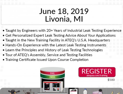 Monthly Leak Testing Training