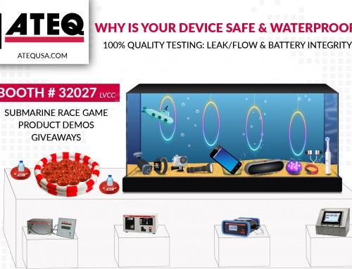 ATEQ Exhibiting at CES