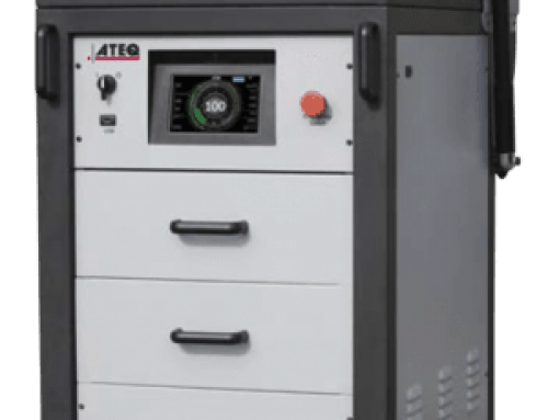 ATEQ Introduces the EVB 5100  Industrial Electric Vehicle Battery Module Balancer